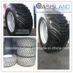 Flotation Implement and Trailer Tyre (500/60-22.5, 550/60-22.5) pictures & photos