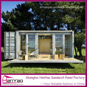 High Quality Steel Structure Luxury Shipping Container Homes pictures & photos
