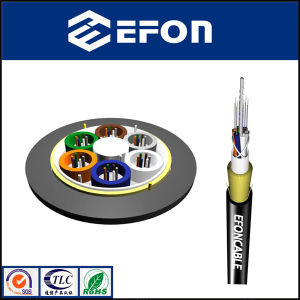Outdoor 48 Core Fiber Optic Cable for Communication pictures & photos