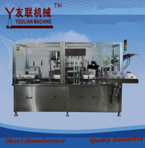Automatic Filling and Plugging Machine for Pre-Sterilized Syringes (APFS3500) pictures & photos
