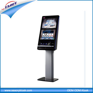 Shopping Mall Advertising Kiosk/Self Service Touch Screen Kiosk pictures & photos