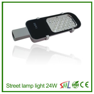 24W LED Streetlight with Sml Driver and 3 Years Warranty Compact Design (SL-24A5)