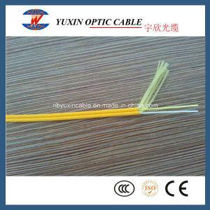2 Core Duplex GJFJV Indoor Fiber Optic Cable From China Factory