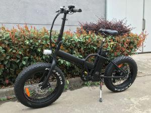 Kaiyi 20′ Foldable 48V500W Fat Tire Electric Bike