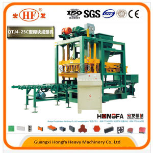 Automatic Hollow Block Making Machine pictures & photos