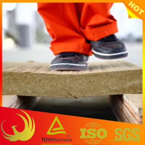 Sound Absorption High Strength Roof Rock Wool Board (building) pictures & photos