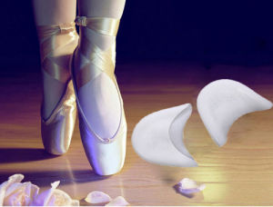 Gel Ballet Shoes Toe Pads pictures & photos