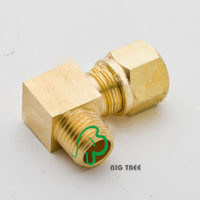 Male Elbow for DOT Air Brake Nylon Tubing pictures & photos