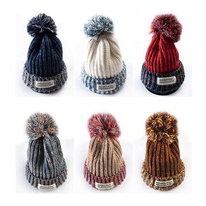 100% Knitted Women Winter Hat pictures & photos