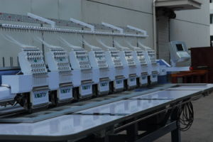 Embroidery Machine for Garment Industry, Clothes pictures & photos