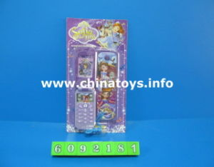 Mobile Phone Toys with Music Toys Sofia The First (6092181) pictures & photos