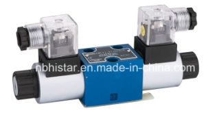 Double Solenoid Directional Control Valve (4WE4J-61 CD24)