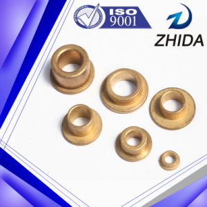 Cufe Sintered Bearing Sintered Bronze Bushing pictures & photos