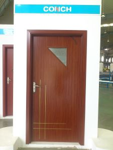 Conch 680 Golden Look Foaming PVC Suit Door pictures & photos