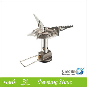 High Quality Mini Folding Camping Stove pictures & photos