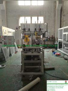New Desingn Offline PVC Pipe Socketing Machine (SGK160) pictures & photos