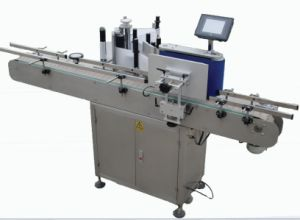 Single Side Self-Adhesive Labeling Machine for Bottle pictures & photos