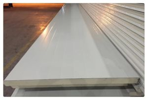 Polyurethane Wall Panel for Warehouse, Cold Room pictures & photos