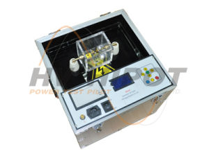 Insulation oil Dielectric Loss tester pictures & photos