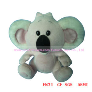 24cm Pink Plush Cartoon Koala Toys