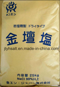 Kintan Pure Dry Vacuum Salt-25kg Paper Bag pictures & photos