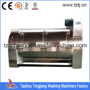 Heavy Duty Full Stainless Steel Horizontal Type Laundry Washing Machine pictures & photos