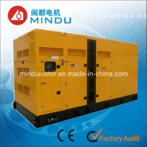 Made in China 200kw Silent Type Cummin Electric Generator