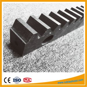 Worm Gear Gear Rack for Sliding Gate Carbon Steel Gear Rack Transmission Gear pictures & photos