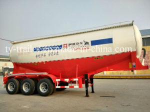 China Factroy Price Bulk Cement Tank Semi Trailer with V-Shape pictures & photos