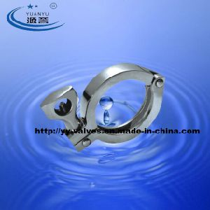 Sanitary Heavy Duty Clamp (13MHH) pictures & photos
