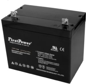 Uninterruptible Power Supplies Battery (LFP1260) pictures & photos