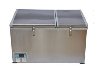 Outdoor Compressor Refrigerator 125 Liter DC12/24V Suitable for Outdoor Activity Use pictures & photos