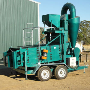 Grain Cleaning Machine pictures & photos