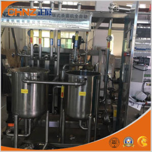 Wenzhou 2500L/H Plate Milk Pasteurizer with Automatic Control pictures & photos