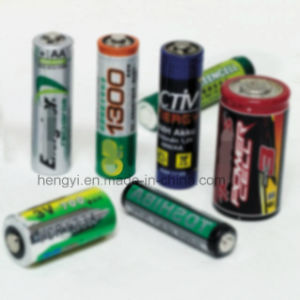 Shrink Sleeve Label for Battery Packaging (PVC Film) pictures & photos