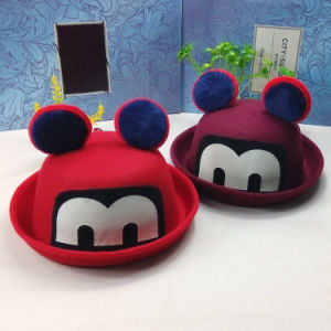 Children Babies Cute Felt Hat pictures & photos