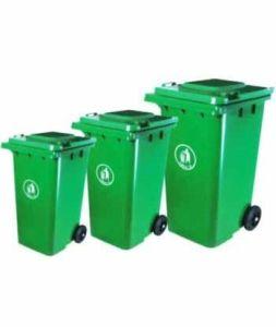 En840 Plastic Waste Bin 100L pictures & photos