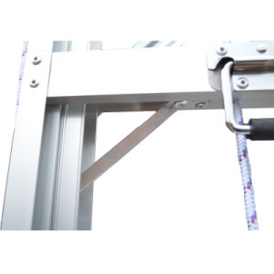 High Strength Multi-Purpose Aluminum Extension Rope Ladder pictures & photos