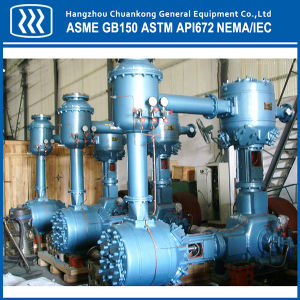 Oil Free Oxygen Nitrogen Argon Gas Compressor pictures & photos
