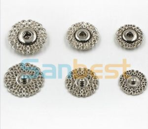 New Design Fancy Metal Buttons for Garments pictures & photos