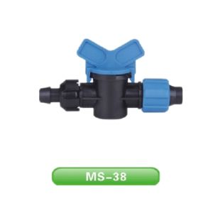 POM Mini Valve for Irrigating Equipments (MS-38)
