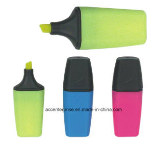 School Use Brilliant Color Highlighter Marker pictures & photos