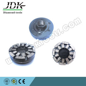Diamond Satellite Wheel for Granite Slab Rough Grinding, Grit 60/80 pictures & photos