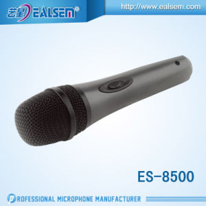KTV Wire Dynamic Microphone Professional Music Voice Microphone pictures & photos