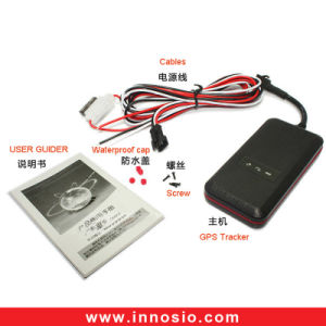 Waterproof GSM/GPRS Motorcycle Car Vehicle GPS Tracker with Free Tracking pictures & photos