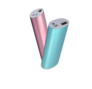 2016 Highly Recommend Portable Power Bank 5600mAh pictures & photos