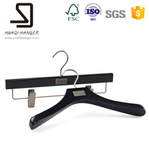 Deluxe Wooden Hanger, Clothes Hanger, Garment Suit Hanger pictures & photos