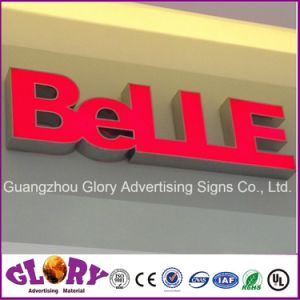 Mini LED Back Lit & Front Lit Acrylic Letter Sign pictures & photos