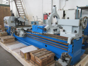 3 Tons Loading Metal Industry Lathe Al-1000 pictures & photos