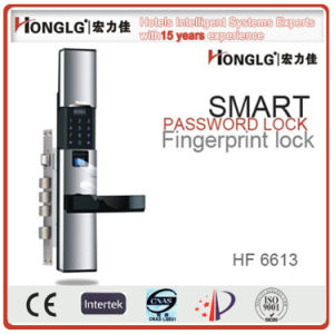 China Manufacturer Office Use Smart Fingerprint Lock (HF6613) pictures & photos